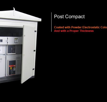 تابلو برق پست کمپکت